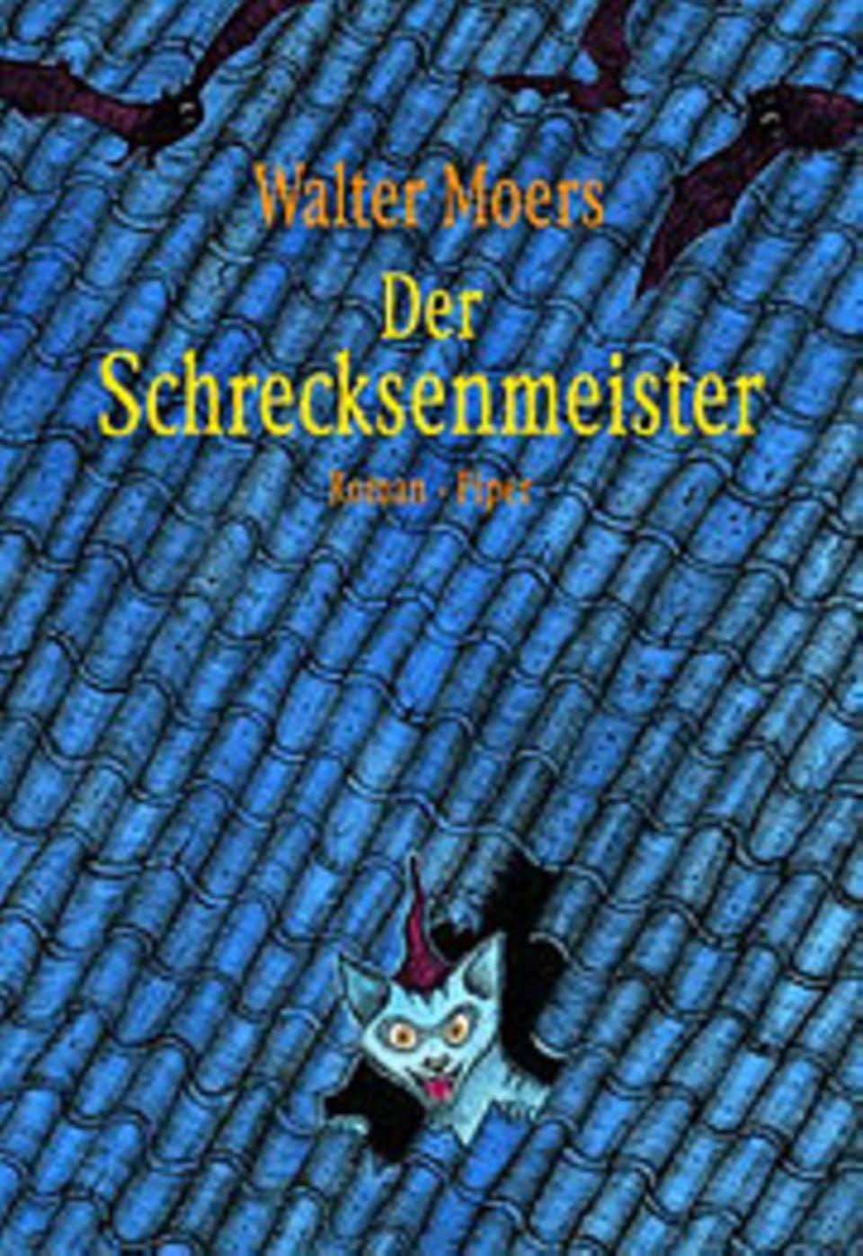 Buchtipp: Der Schrecksenmeister