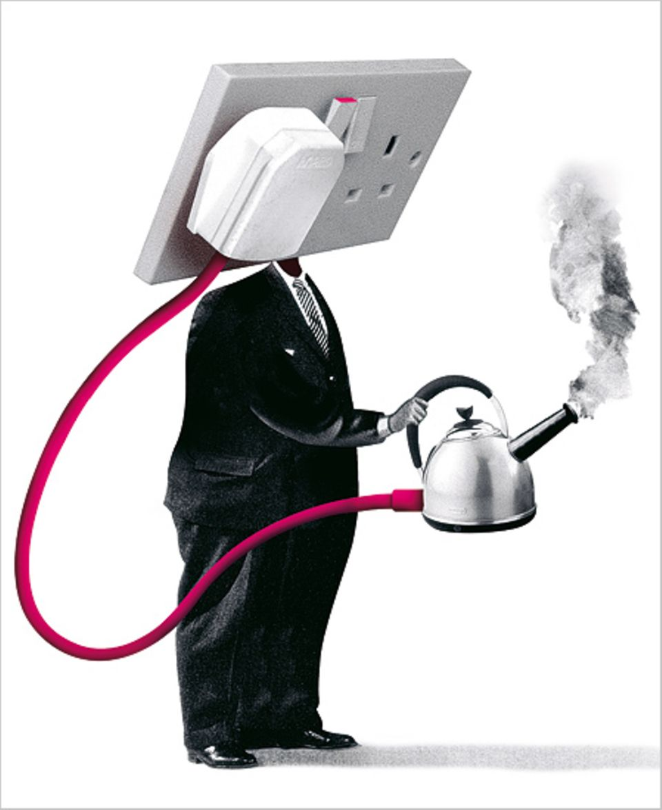 Strom mit Köpfchen und körpereigener Energie
