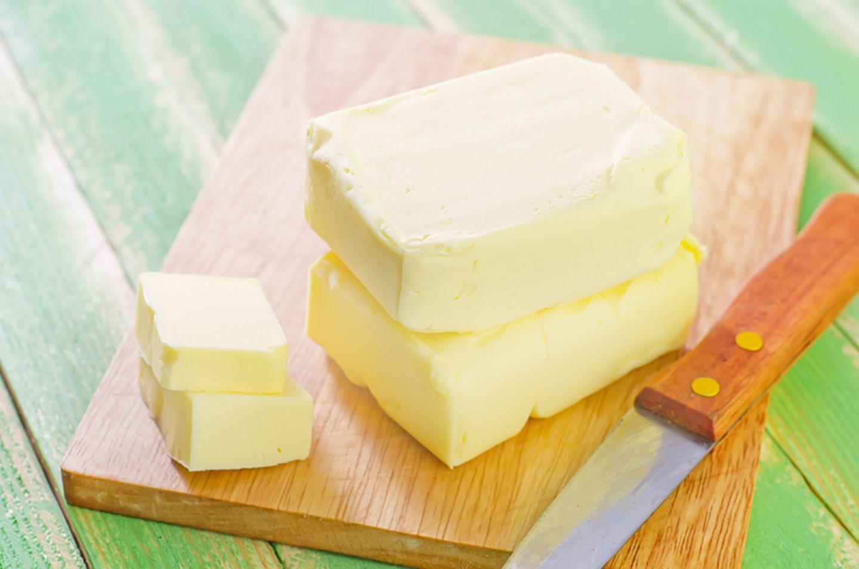 Redewendung: Wenn jemand sagt, alles sei in Butter, dann gibt es keinen Grund zur Besorgnis