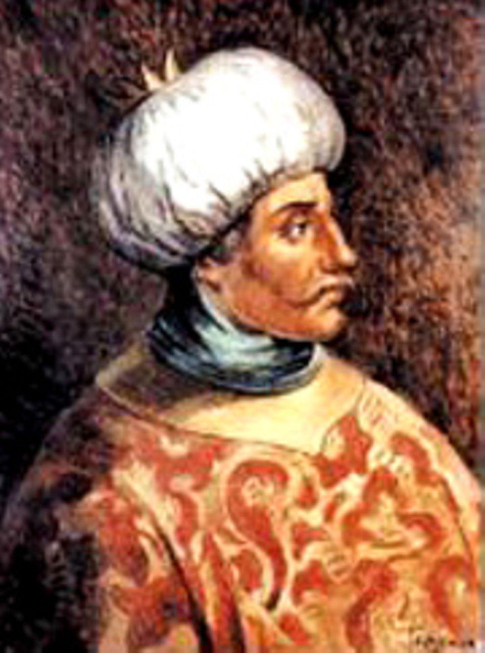 Uluch Ali, der Pirat von Lepanto, war eigentlich Italiener