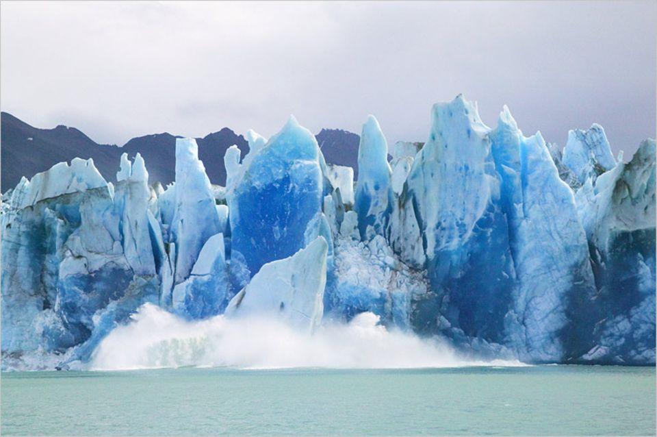 Schmelzen die Gletscher wirklich?