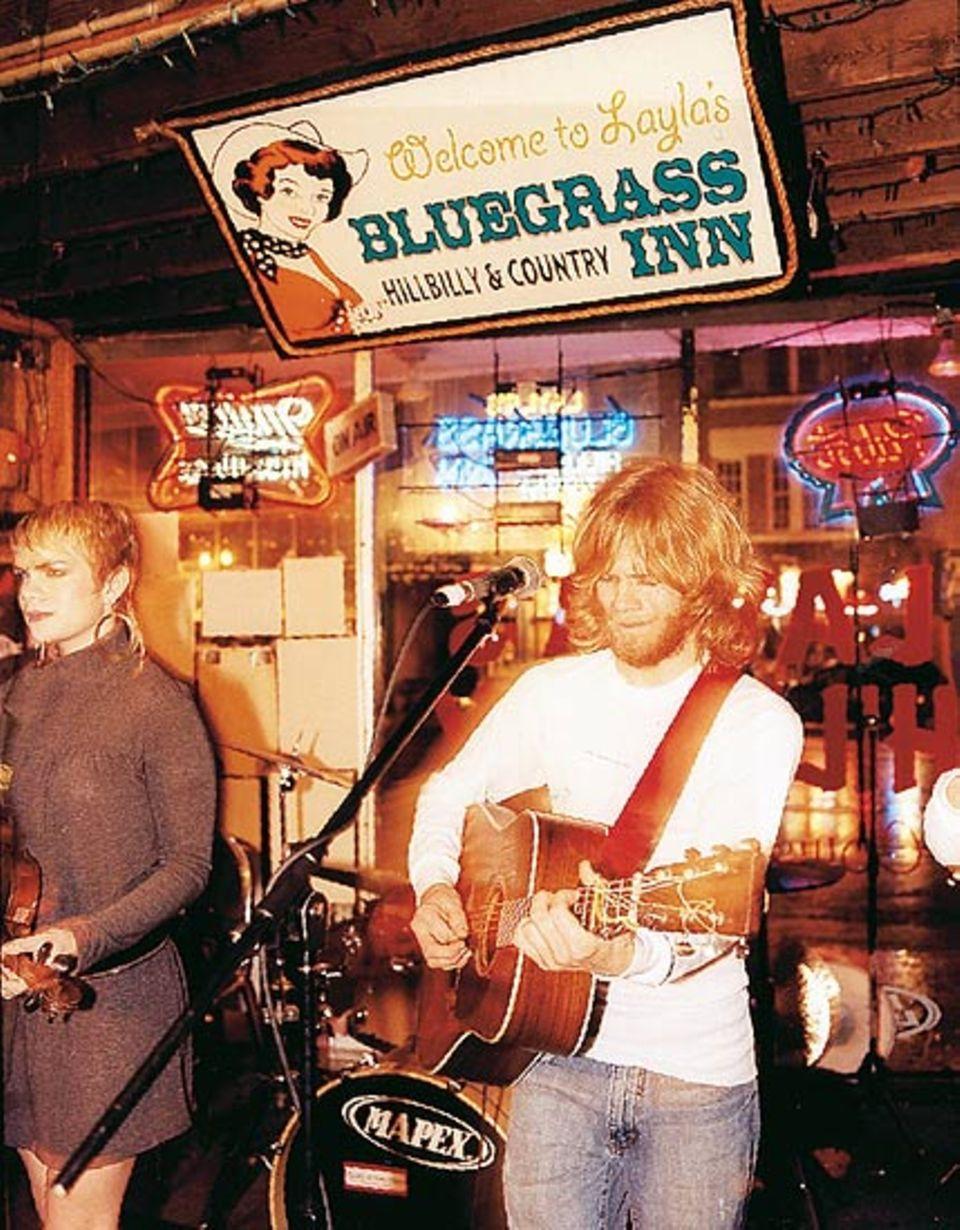 """Junger Sound: """"Jypsi"""" in einer Musikbar in Nashville"""