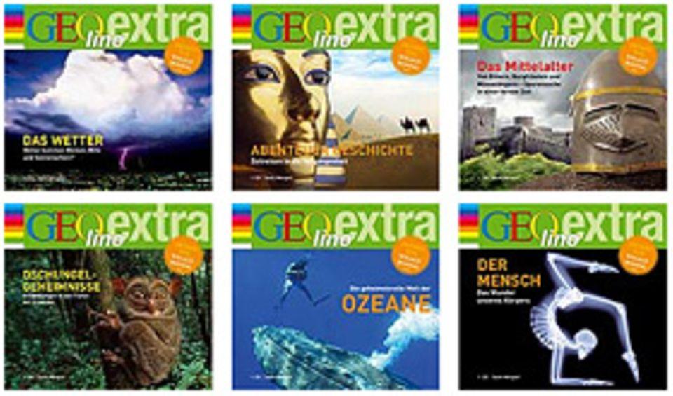 GEOlino extra Hörbibliothek II
