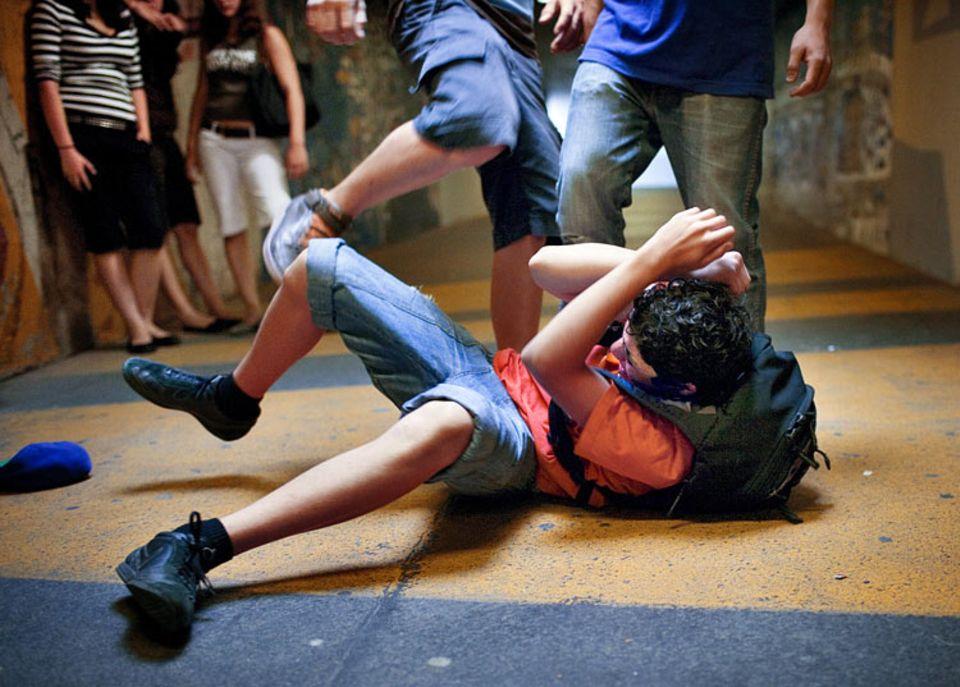 Werden die Jugendlichen immer gewalttätiger?