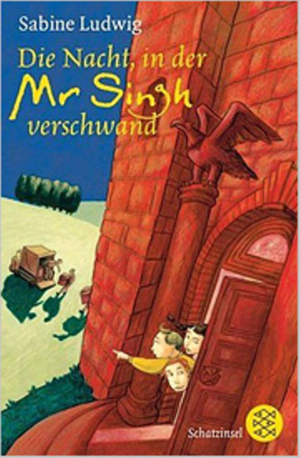 Buchtipp: Die Nacht, in der Mr Singh verschwand