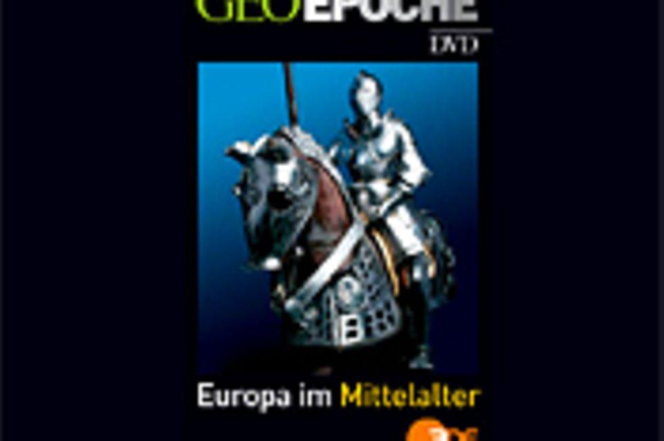 GEOEPOCHE DVD - Europa im Mittelalter