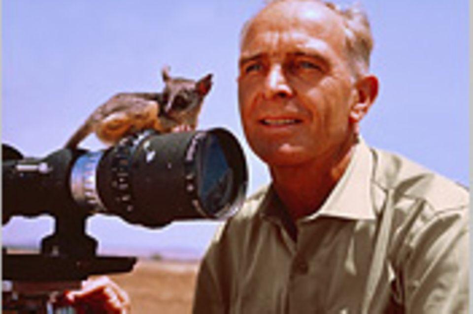 Bernhard Grzimek: Der Mann, der die Tiere liebte