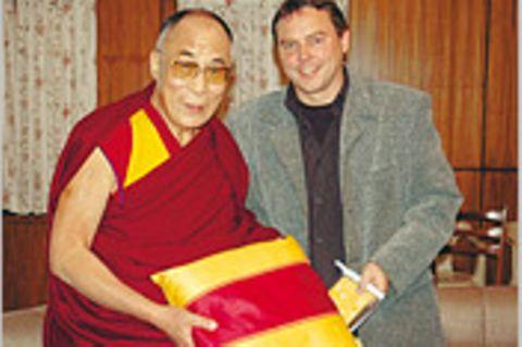 Tibet: Schüsse und tote Leitungen