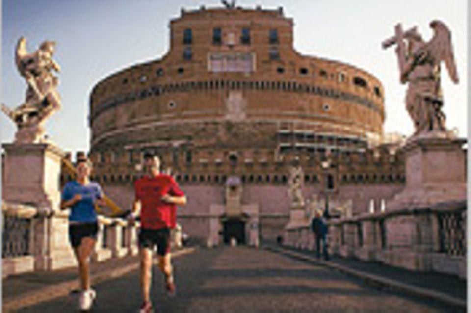 Sightjogging: Der Renner - nicht nur in Rom
