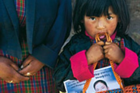 Bhutan: Ein Volk entdeckt die Demokratie