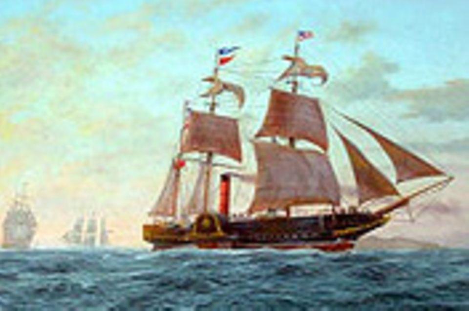 Industrielle Revolution: Atlantikschifffahrt
