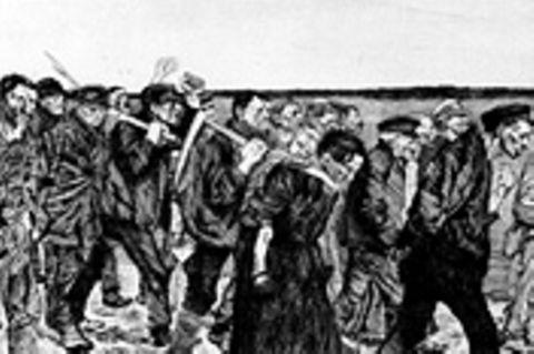 Industrielle Revolution: Mythos Weberaufstand