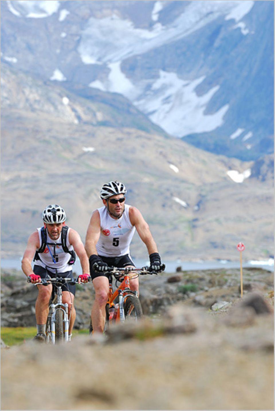 Mountainbike-Disziplin: Für Adventure-Racer liegt die Siegerstrasse jenseits der ausgebauten Wege