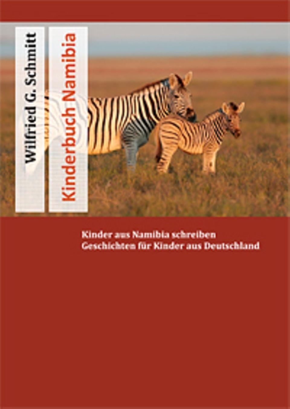 Kinder aus Namibia schreiben für Kinder aus Deutschland