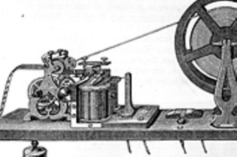 Industrielle Revolution: Telegrafie
