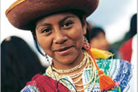 Ecuador: Der Äquator gibt den Weg vor