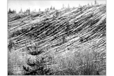 30. Juni 1908: Tunguska in Flammen