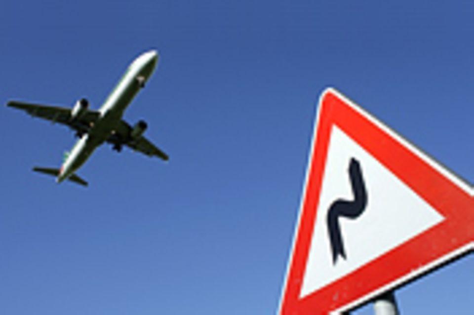 Reisepannen: Bloß nicht ärgern