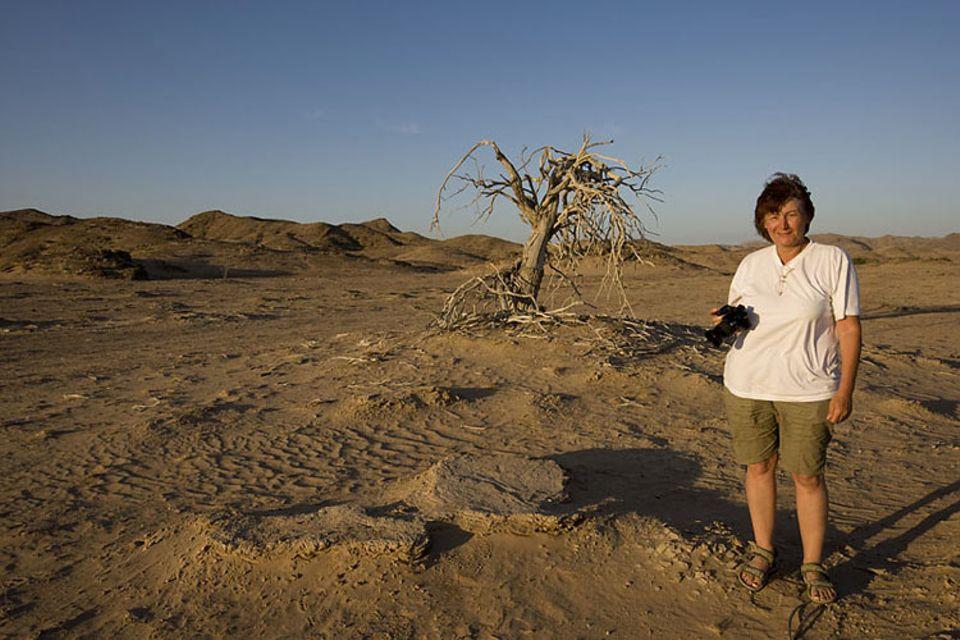 Fotografischer Exkurs auf der Düne: Wie setzt man ein Weitwinkelobjektiv ein?
