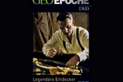 Altes Ägypten: GEOEPOCHE DVD - Legendäre Entdecker