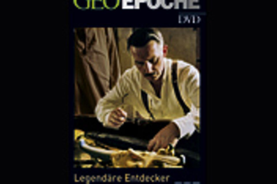 """GEOEPOCHE: Das GEOEPOCHE-Abo """"Heft mit DVD"""" ist da"""