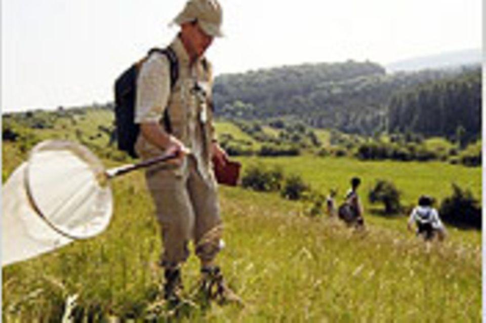 Der GEO-Tag der Artenvielfalt
