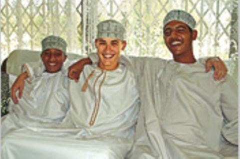 Wie lebt es sich als Austauschschüler in Oman?