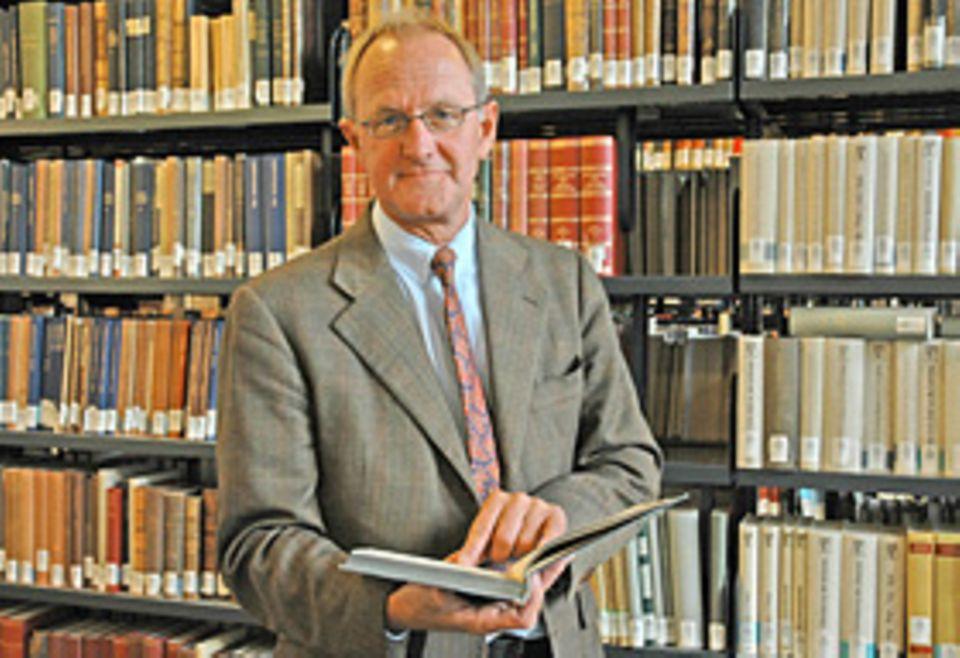 Glaube und Religion: Friedrich Wilhelm Graf, 59, ist Professor für Systematische Theologie und Ethik an der Universität München