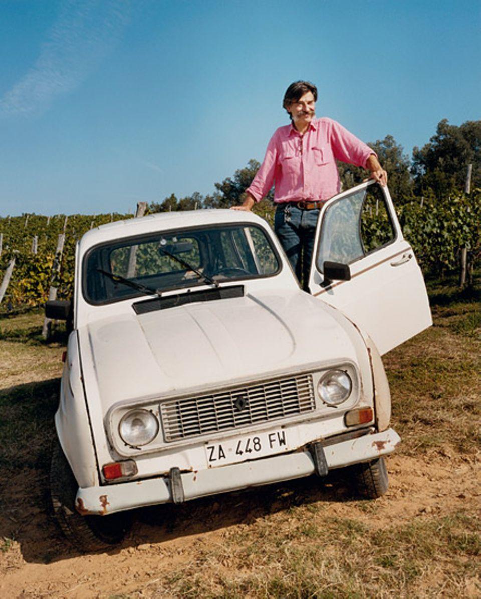 Wenn es um Wein geht, macht Andreas März keine Kompromisse. Einfach und gut soll er sein, ohne modische Schnörkel, aber mit Charakter