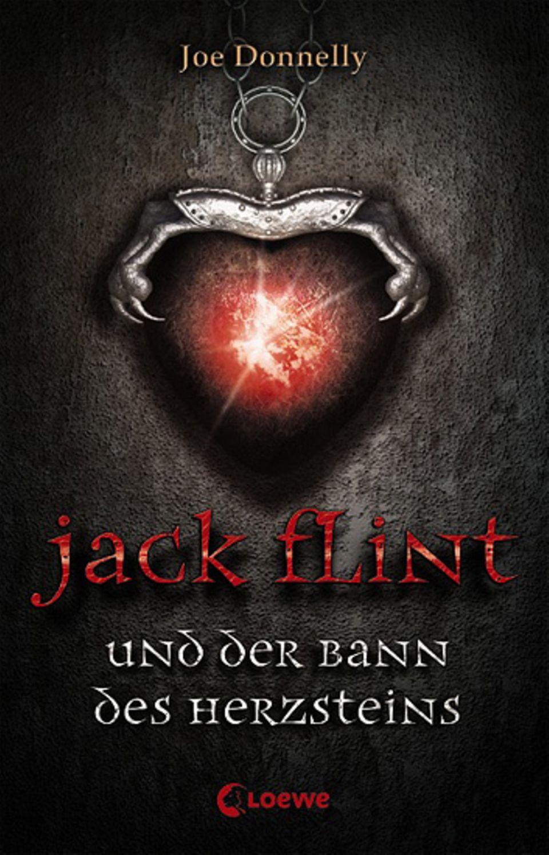 Buchtipp: Jack Flint und der Bann des Herzsteins