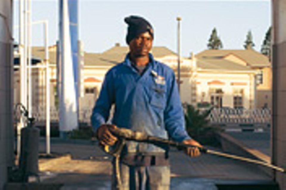 Namibia: Menschen nach der Apartheid