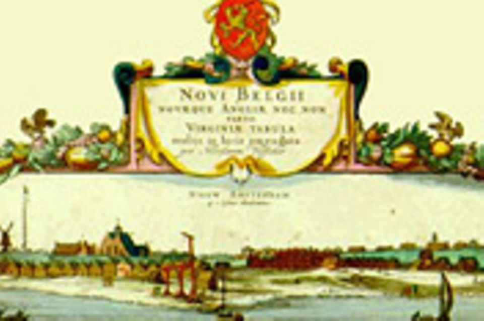 New York 1625-1945: Die zwei Gesichter von Nieuw Amsterdam