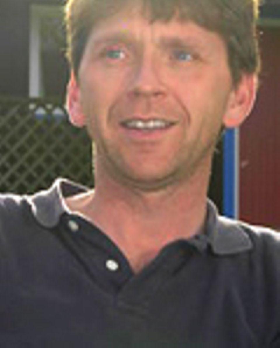 Dr. Thomas Plenefisch ist Seismologe an der Bundesanstalt für Geowissenschaften und Rohstoffe (BGR) in Hannover