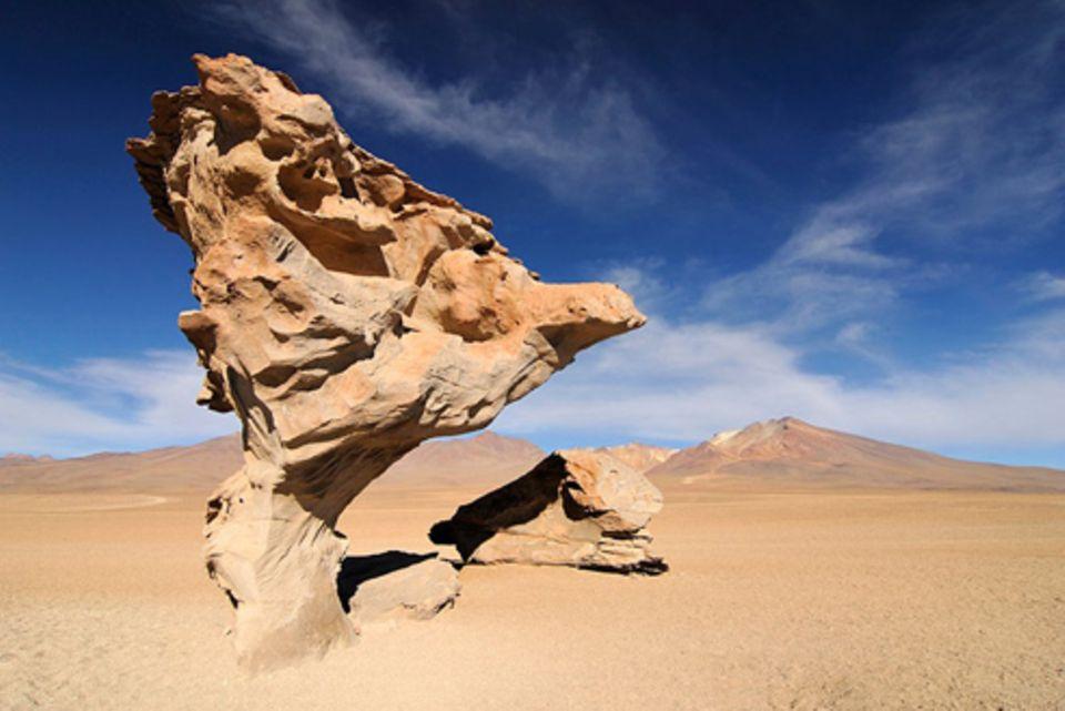 Schiebepuzzle: Nr. 8: Siloli-Wüste, Bolivien