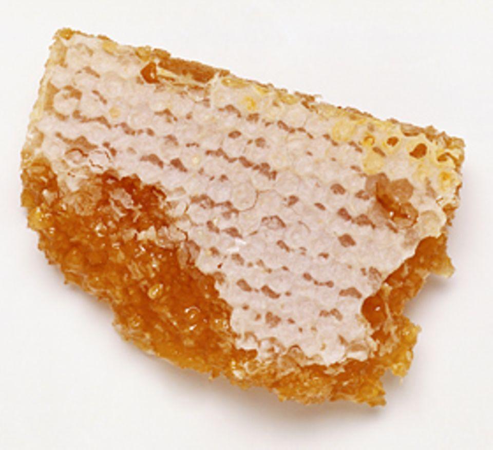 Sanfte Medizin: Hausmittel: Honig
