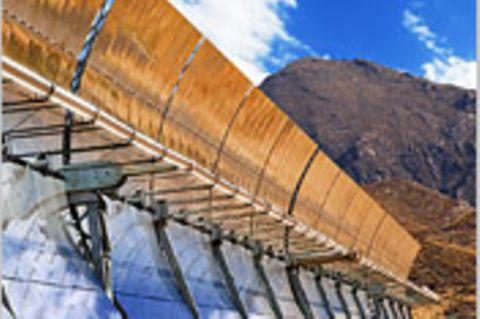 Zukunftsenergie: Gespaltenes Wasser