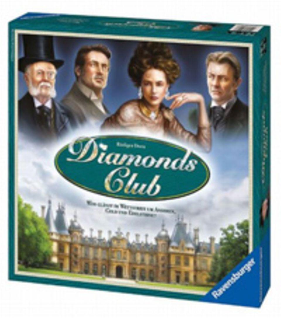 Brettspieltipp: Diamonds Club