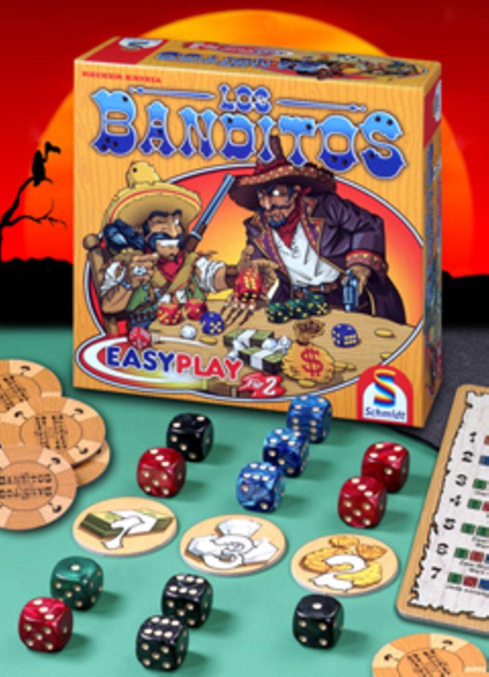 Brettspieltipp: Los Banditos