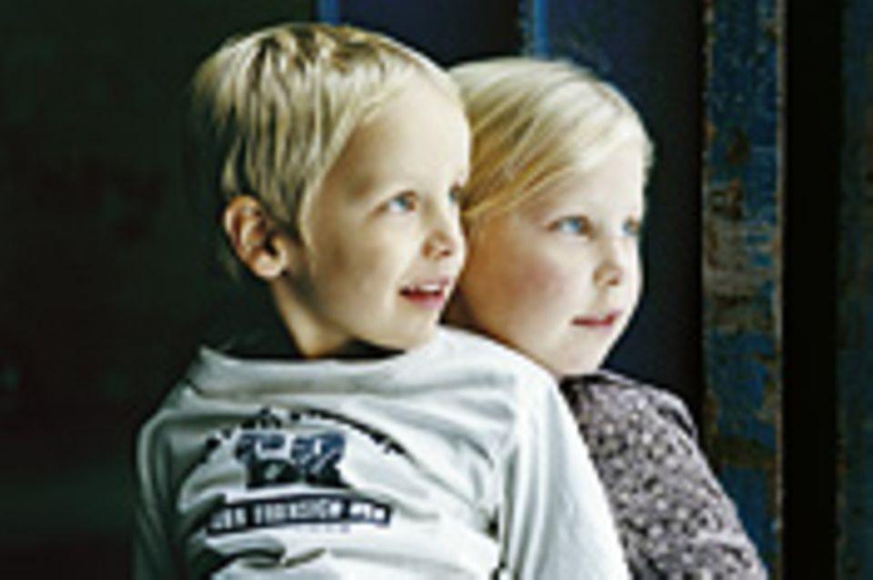Kindheit: Geschwister: Von der Liebe unter Rivalen
