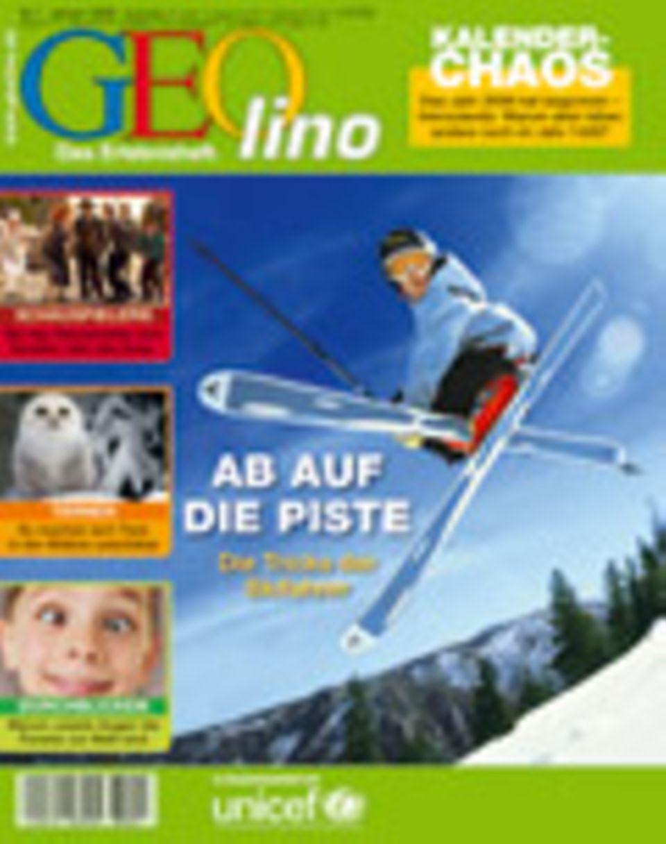 Der GEOlino-Titel 2008 steht fest