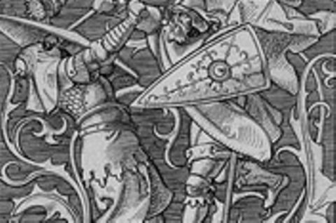 Die Germanen: Nibelungensage: Epos aus uralten Zeiten