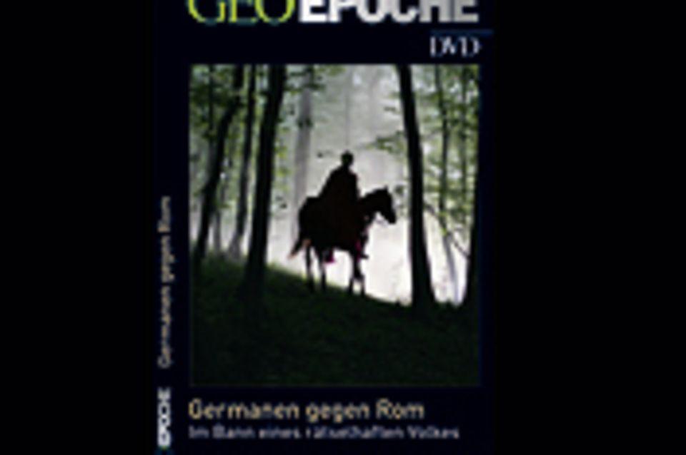 Die Germanen: GEOEPOCHE DVD - Germanen gegen Rom