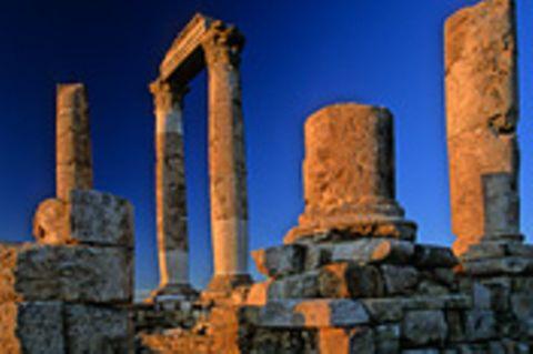 Zeitreisen in Jordanien
