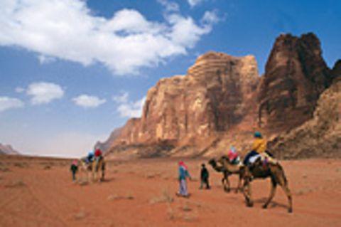 Jordanien: Natürlich in Bewegung
