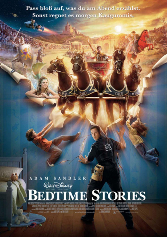 Kinotipp: Bedtime Stories