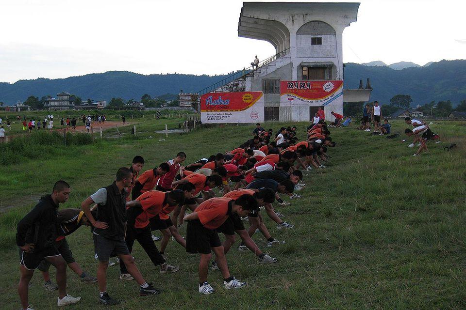 Nepal – Die Krieger vom Dach der Welt