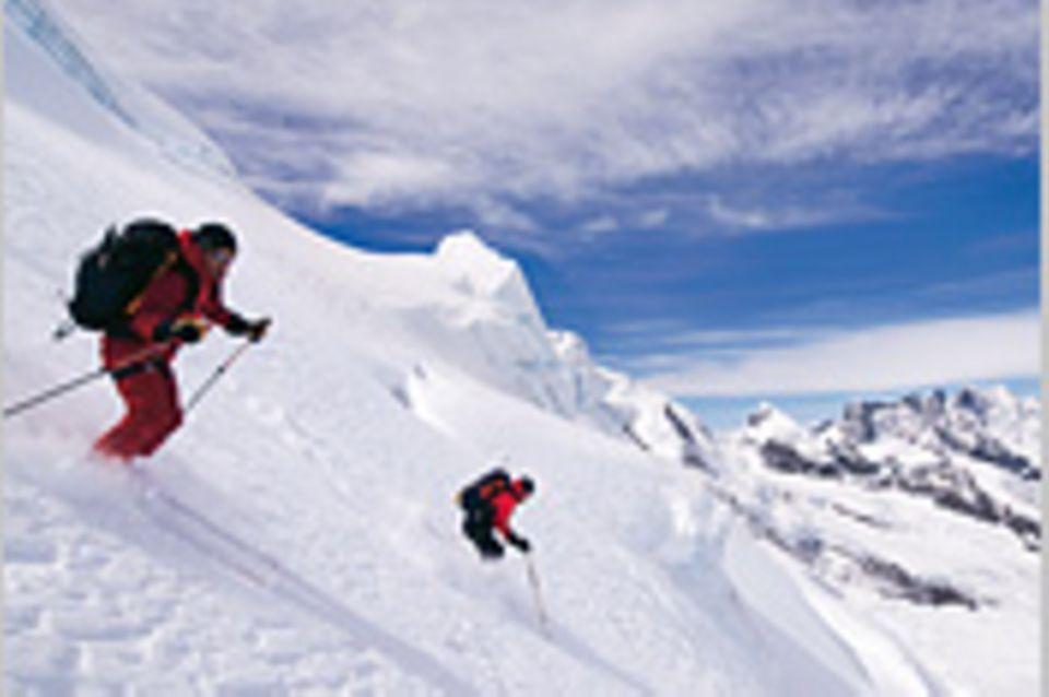 Haute Route: Königsweg aller Skiwanderungen