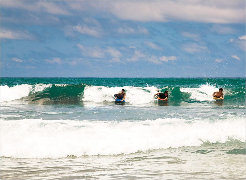 Surferboys in Aktion