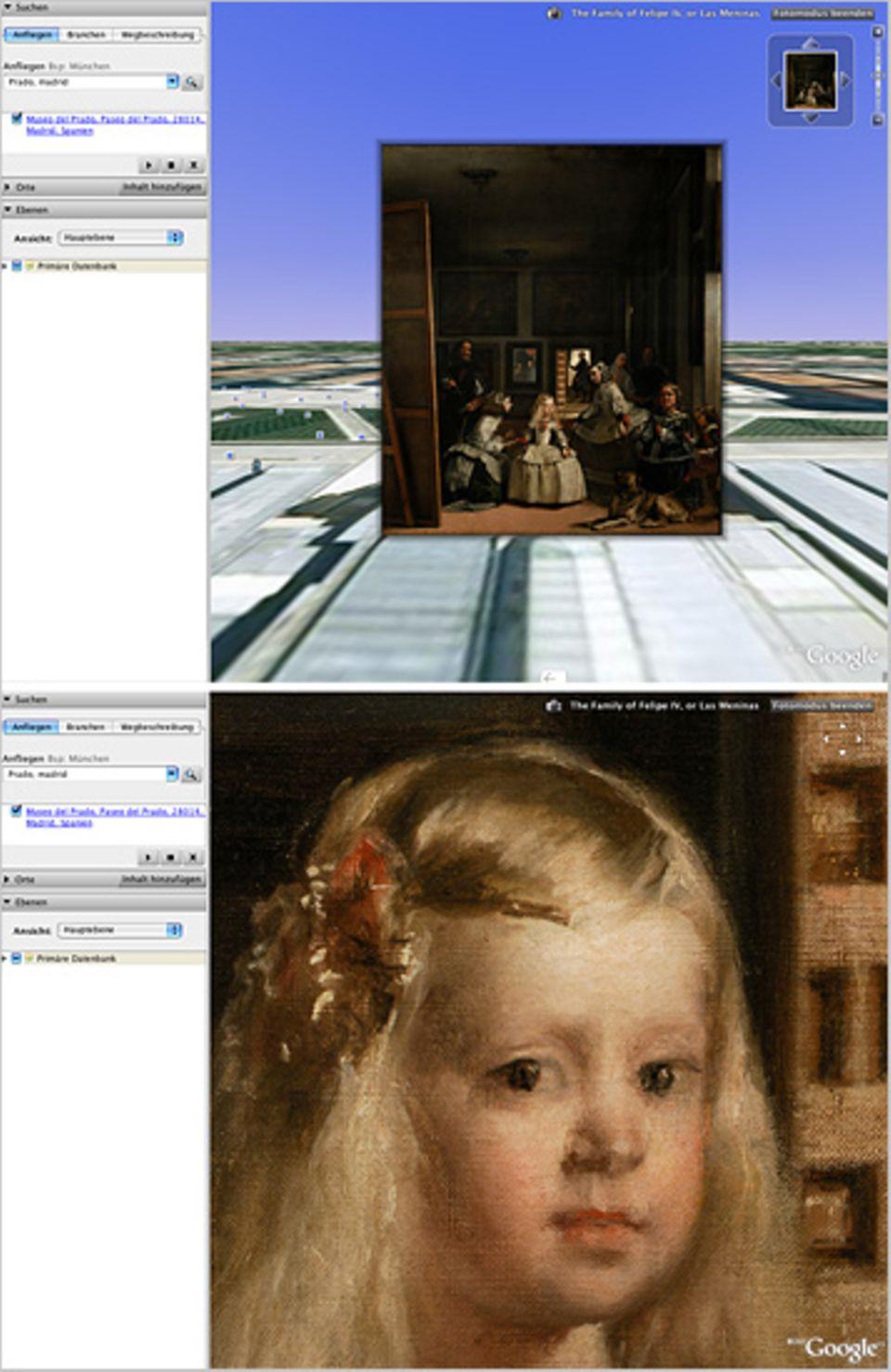 Virtuell reisen dank Web 2.0