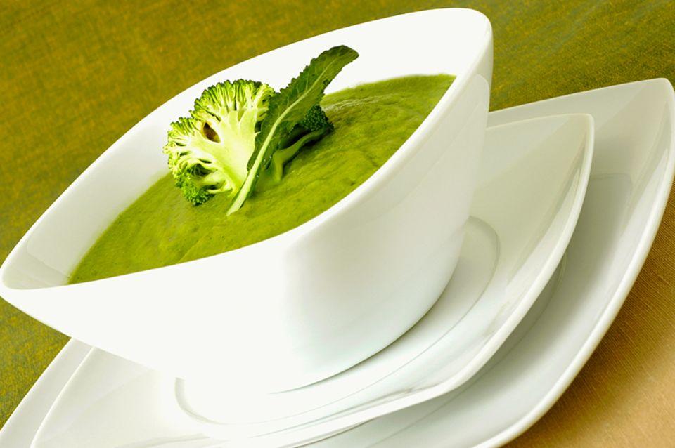 Rezept: Köstliche Blumenkohl-Brokkoli-Suppe